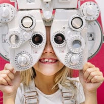 August is Children's Eye Health/Safety Month