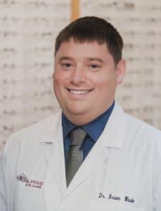 Dr. Brian Wade, O.D.