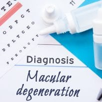 February is Age-Related Macular Degeneration Awareness Month