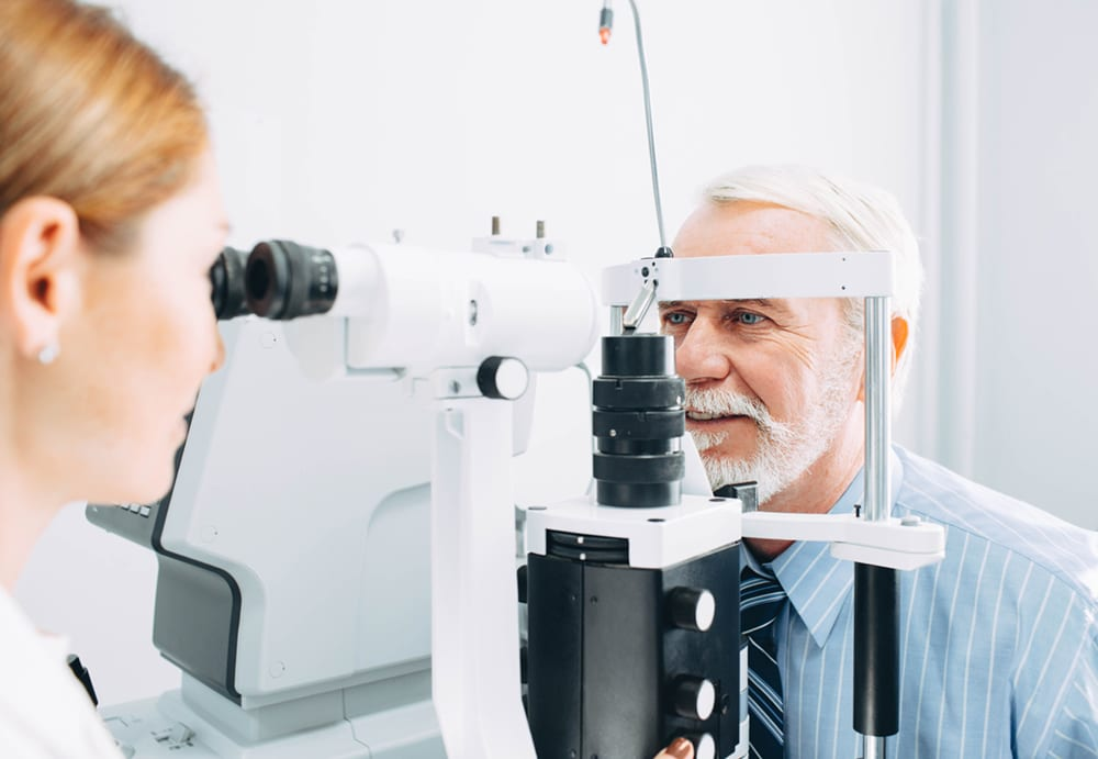 Fixing Seniors' Vision May Improve Long-Term Brain Health